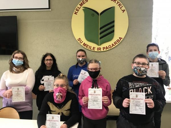 Respublikinis specialiųjų ugdymosi poreikių turinčių mokinių viešojo skaitymo konkursas